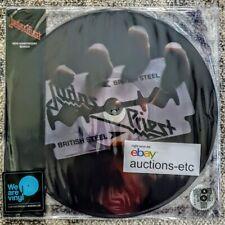 Judas Priest - British Steel Limited Edition 40th Anniversary Lp Vinyl RSD Drop1