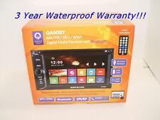 2015-2019 Polaris Slingshot 6.2'' Radio Touchscreen DVD QA50BT USB SD Card Aux