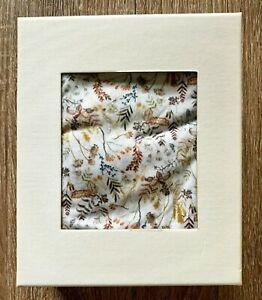 Solly Baby BRAMBLE Floral Botanical Print Wrap New In Box NIB