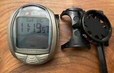 Polar  CS200 Speedometer  Worldwide shipping  mit Halter CS 200 weiß/schwarz