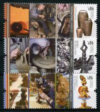 Portugal 2018 MNH UNESCO Heritage Estremoz Clay Dolls 3v Set Pottery Art Stamps