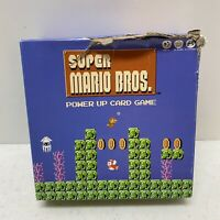 USAopoly Super Mario Bros Power Up Card Family Game Token Block Level 100% Compl
