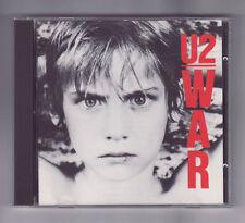 (CD) U2 - War / Japan Import / 90067-2