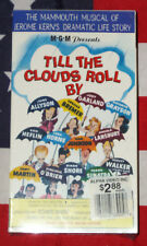 NEW Till the Clouds Roll By (VHS, 1946) Frank Sinatra, Judy Garland, Jerome Kern