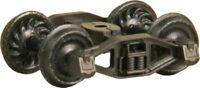 Kadee HOn3 scale ~ #724 Bettendorf T Section Trucks Kit ~ HGC 2 Piece ~ NEW