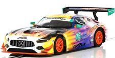 Scalextric Mercedes AMG GT3 Daytona 24H 2017 SunEnergy1 Racing slot car C3941
