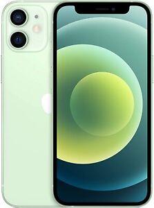 Apple iPhone 12 Mini - 64GB - GRÜN -  NEU & OVP - OHNE VERTRAG - WOW