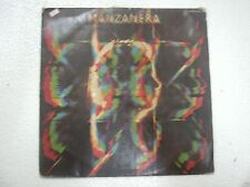 PHIL MANZANERA K SCOPE  RARE LP RECORD vinyl 1978 INDIA INDIAN ex