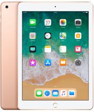 New Apple iPad 9.7 Inch 2018 (128GB Wifi-Gold) - Apple Warranty - 6th Gen.