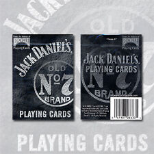 JACK DANIEL'S bicycle deck playing Cards old no.7 Tennessee Whiskey alcohol