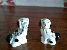 Beautiful pair of Fireside Dogs for the DOLLS HOUSE