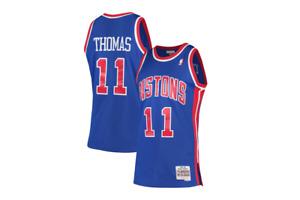 Mitchell & Ness Detroit Pistons Isiah Thomas #11 '88 Swingman Jersey SMJYGS18163
