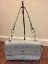 5d83898dc69 CHANEL Denim Handbags   Purses for Women for sale