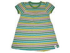 Jako-O tolles Kleid Gr. 68 / 74 grün geringelt !