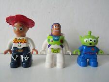 Lego Duplo Disney Toy Story Buzz Lightyear Jessie Alien Figures