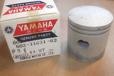 YAMAHA P35  P 35  1960s  OUTBOARD  GENUINE NOS PISTON (44.97) - # 603-11631-02