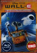 WALL-E EDIZIONE SPECIALE - DVD SLIPCASE 2 DISCHI CARTONCINO PIXAR DISNEY CUSTOM
