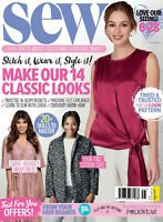 SEW Magazine Issue 141 October 2020 with Bonus Gifts