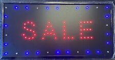 """10""""*19"""" For Sale Led Sign Shop Clearance On/Off Switch Bright Open Light Neon"""