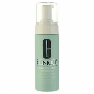 1X Clinique Anti-Blemish Solutions Cleansing Foam 125ml Skincare Cleansers Oily