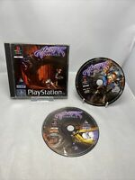 HEART OF DARKNESS ORIGINAL BLACK LABEL SONY PLAYSTATION PS1 Game PAL G Free P&p