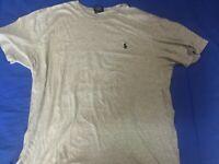 vtg 90s 00s ralph lauren XL original T shirt short sleeve terrace wear