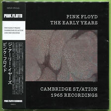Pink Floyd THE EARLY YEARS. CAMBRIDGE ST/ATION 1965 RECORDINGS CD mini-LP Sealed