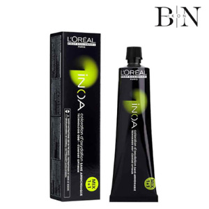 L'Oreal Inoa - 5.00 DEEP COVER LIGHT BROWN 60g (Worth £28.99) GENUINE PRODUCT