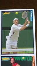 Roger Federer ROOKIE Card RC - Tennis Magazine 2003 - Great Condition