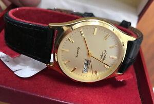 Classic Rotary Day/Date Gents Quartz Dress Watch - Model Ref. G3002