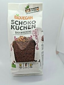 Biovegan Vegan Bio Gluten  Free Organic Chocolate Cake Mix Healthy Baking