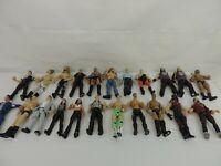 HUGE LOT of WWE WWF 22 random Figures. Includes Rare Figures JACKKS, JAKKS