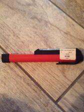 Nebo Larry Light 8 Led Flashlight #5618 Magnetic Swivel Clip Red New!  Free Ship