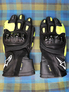 Alpinestars Gore-Tex Leather gloves