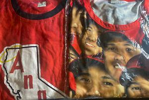 Shohei Ohtani Face & Vintage Shirt Bundle SGA Japan Shipping OK!