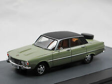 Matrix Scale Models 1976 Rover P6b 3500 V8 Saloon green 1/43 Limited Edition