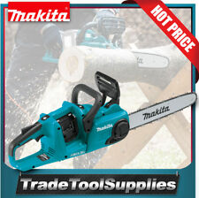 "Makita Chain Saw Brushless Cordless 18V x2 (36V) Li‑Ion 14"" XCU03 TOOL ONLY"