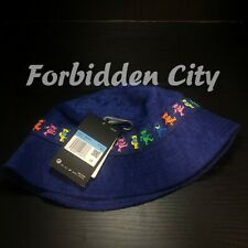 Nike Grateful Dead Bucket Hat Blue Brand New Authentic CZ7692-455