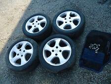 Kompleträder Felgen Rad Räder Mazda 2 DY