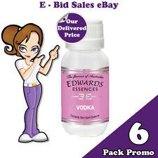 Vodka Style Spirit Essence x 6 Pack Promo @ $63.99 * Delivered