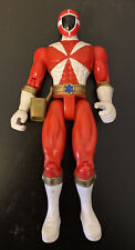 Power Rangers Red Light Speed Rescue 6 Inches Bandai 1999