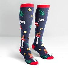 Sock It To Me Women's Knee High Socks - Wonderland