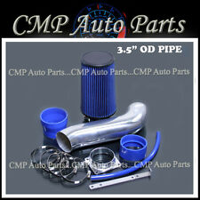 BLUE AIR INTAKE KIT SYSTEMS FIT 2003 2004 MERCURY MARAUDER 4.6 4.6L