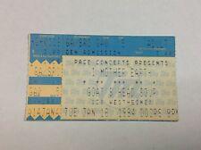 VTG 1994 I MOTHER EARTH GOAT'S HEAD SOUP Concert Ticket Stub HOUSTON TEXAS