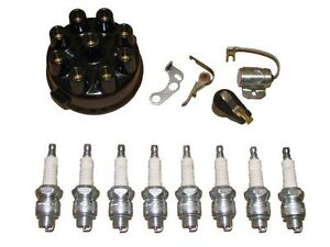 Tune Up Kit & Spark Plugs 39 LaSalle V8 NEW 1939