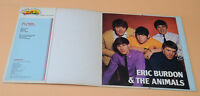 ERIC BURDON & ANIMALS LP ITALY ONLY COVER +BOOKLET TOP EX+