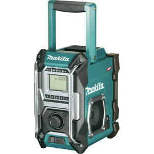 Makita GRM01 40V Max XGT Li-Ion Job Site Radio (Tool Only) New