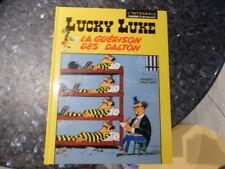 belle reedition lucky luke la collection la guerison des dalton