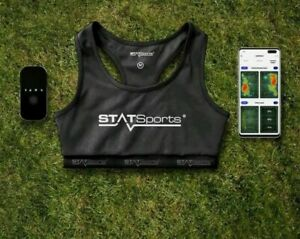 Stats Sports GPS Tracker With Heart rate Monitor And Vest
