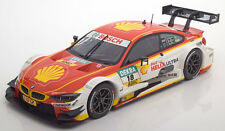 Norev BMW M4 DTM 2016 Farfus  #18 Dealer Edition 1/18 Scale New! In Stock!